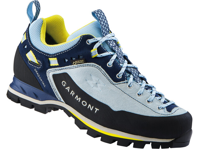 Garmont Dragontail MNT GTX Zapatillas de corte bajo Mujer, light blue/lemon